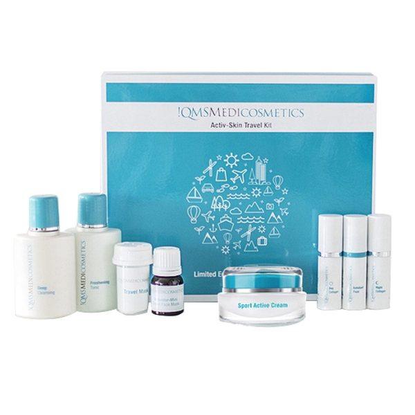 QMS Activ-Skin Travel Kit | Serum | Collagenset