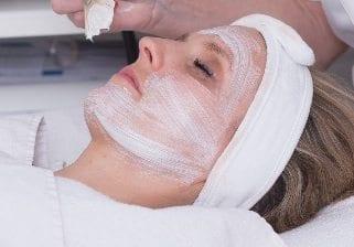 Online Kosmetikshop Gesichtspflege Maske