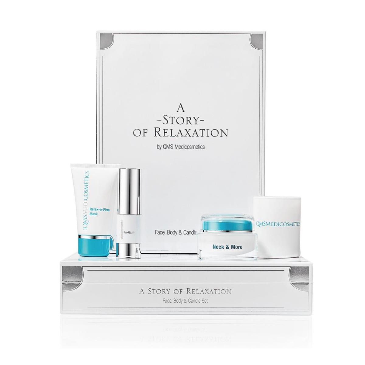 QMS Weihnachtsgeschenk - A Story of Relaxation Set