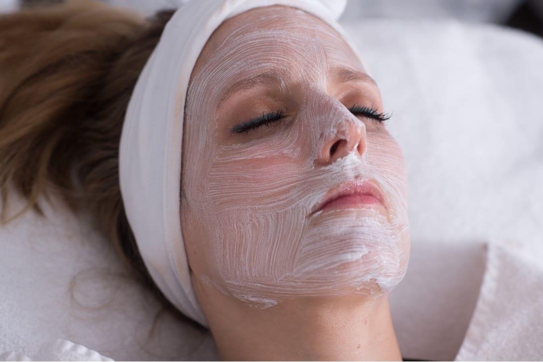 Gesichtspflege ab 35
