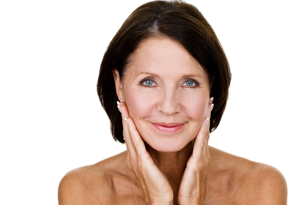 Gesichtspflegetipps ab 50 Jahren