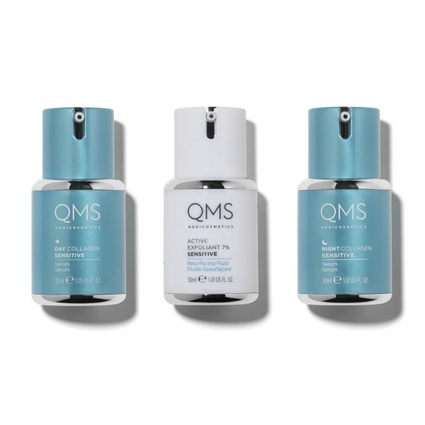 QMS 3-Step Collagen Sensitive System