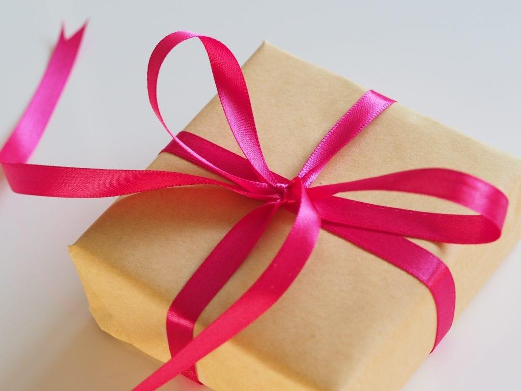 Gutschein geschenk