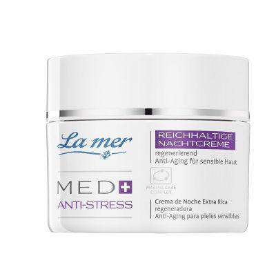 La mer MED+ Anti-Stress Nachtcreme 50ml